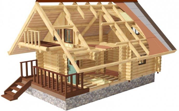 Деревянные дома и срубы: дома из бревна, дома и бани из бруса
