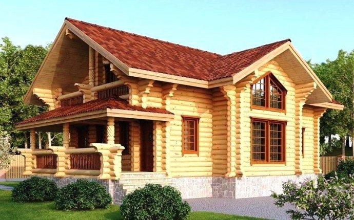Деревянные дома из сруба и бруса в Краснодаре под ключ