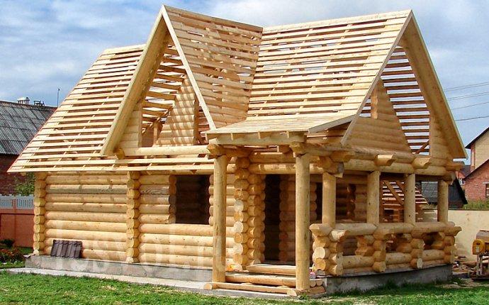 Дома из бревна, деревянные дома из бревна