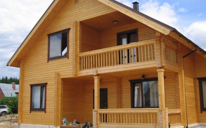Дома из бруса для постоянного проживания под ключ недорого