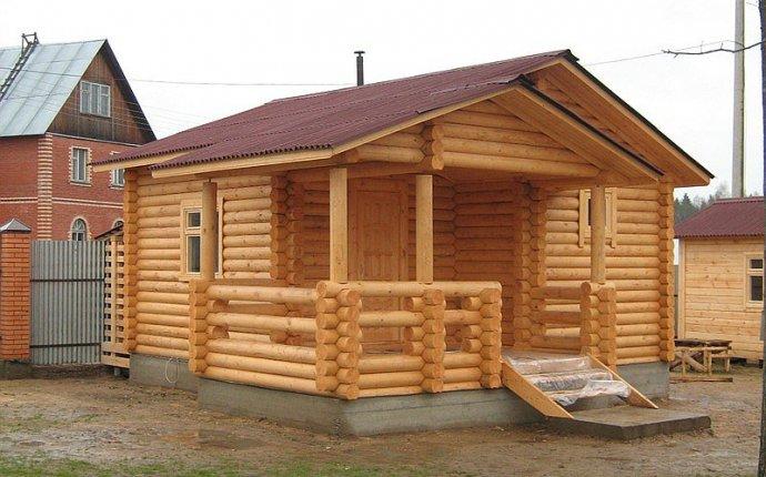 Дома из дерева (оцилиндровка, брус)