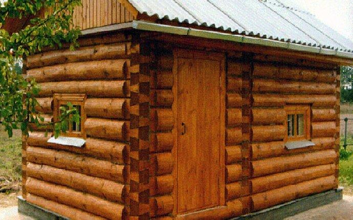 Готовые деревянные срубы под бани