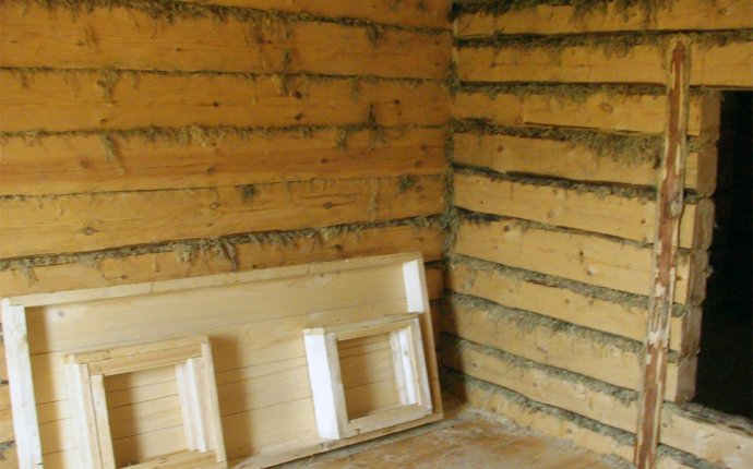 Конопатка дома из бруса своими руками - видео инструкция, обзор