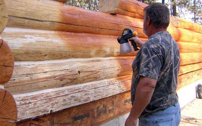 Конопатка сруба герметиком своими руками — Avotag.ru