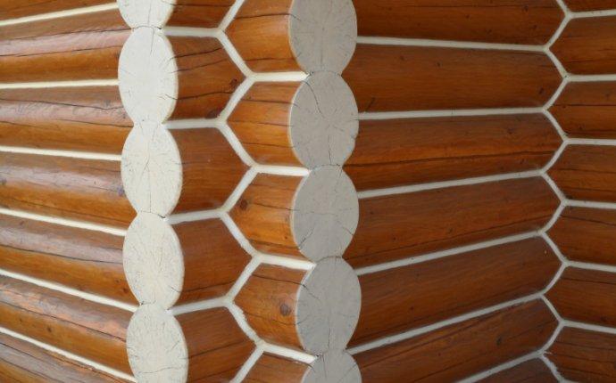 Обработка сруба из оцилиндрованного бревна: рекомендации