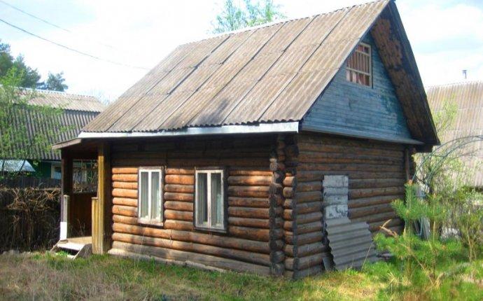 Продается дача из бревна в 3 км от г. Обнинска,р-н Красная горка