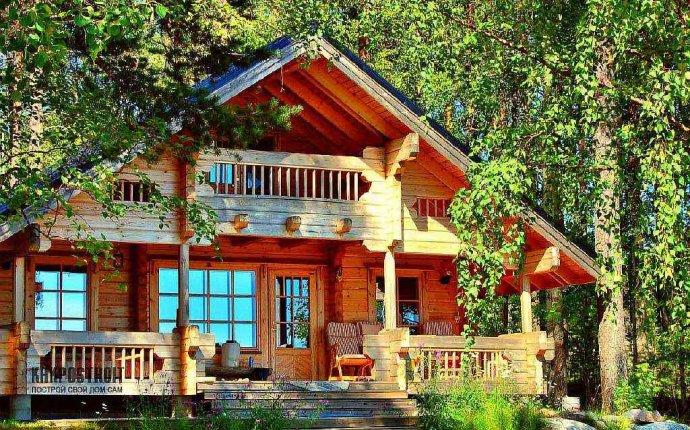 Рецензии на дома из бруса: недостатки и преимущества