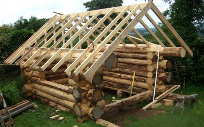 Секреты установки крыши в деревянном срубе. Крыша для сруба