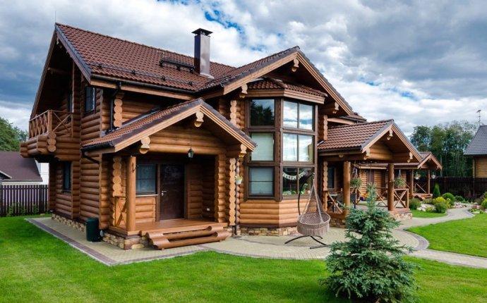 Сколько стоит построить дом из бревна. Цена на деревянный сруб и