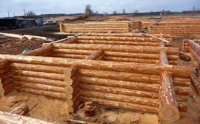 Сруб. Деревянные дома. Тверь. Лес Удмуртии. Срубы, деревянные дома