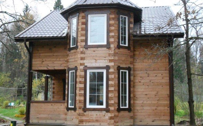 Срубы домов из Татарстана. Купить сруб в Набережных Челнах