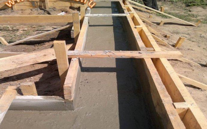 Срубы домов | Ленточный фундамент цена = Правильно!