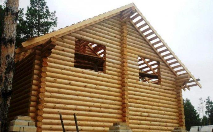 Срубы домов в Тюмени (Дома срубы деревянные) - ТСК Дом дерева,