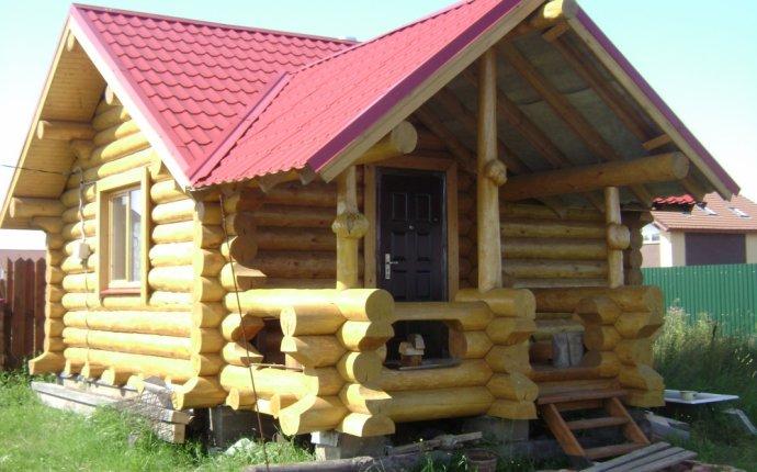 Срубы домов в Уфе, Москве и Оренбурге, сруб бани в Уфе, срубы в