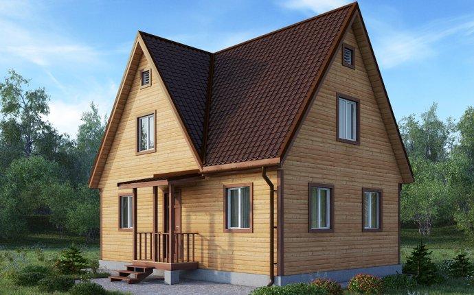 Строительство домов из бруса в Пестово недорого. Лучшие проекты
