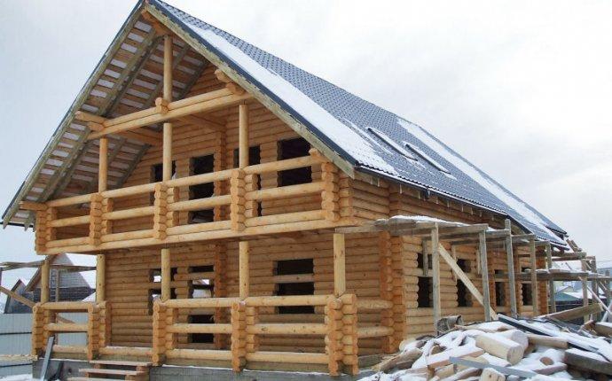 Строительство срубов деревянных домов и бань в кредит под ключ | Рифт