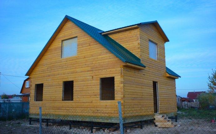 Строительство срубов домов из бруса 100х150, 150х150 и 200х150мм