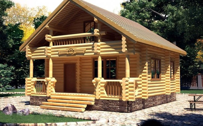 Усадка дома из сруба – тонкости профессионального решения